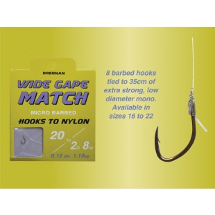 wide gape match