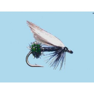 Turrall Wet Winged Black Ant - Size 12