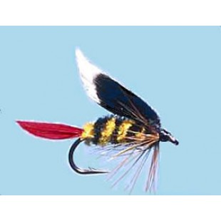 Turrall Wet Winged Mcginty - Size 12