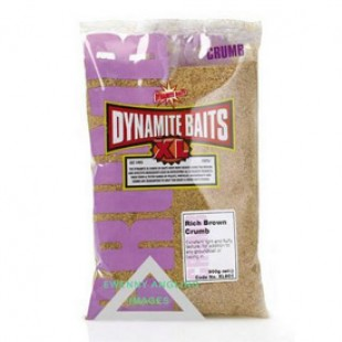 Dynamite Baits Xl Pure Brown Bread Crumb 900G