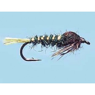 Turrall Xl Wtd Nymph Demoiselle - Size 10