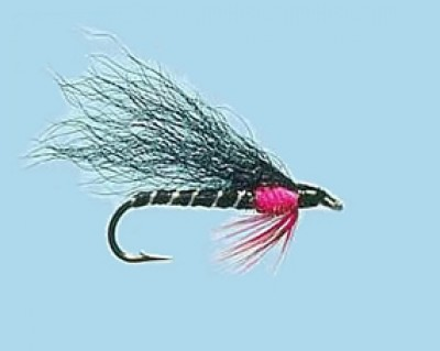 Turrall Streamer / Lure Sweeney Todd - Size 8