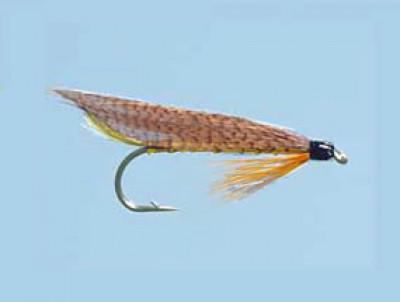 Turrall Streamer/Lure Golden Demon - Size 8