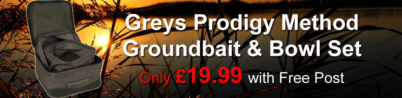 Savage Gear winter clothingGreys Prodigy Method Groundbait Bowl Offer