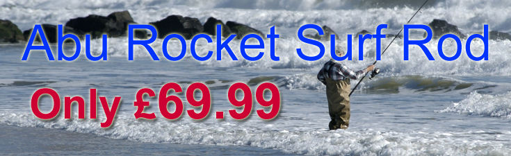 Abu Rocket Surf Beachcasters