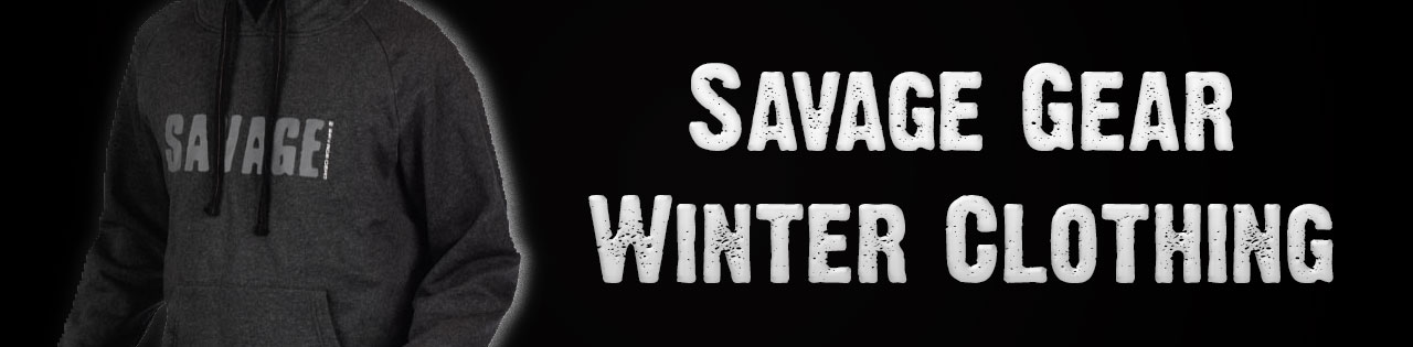 Savage Gear winter clothing
